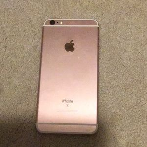 Apple Other - I phone 6s plus
